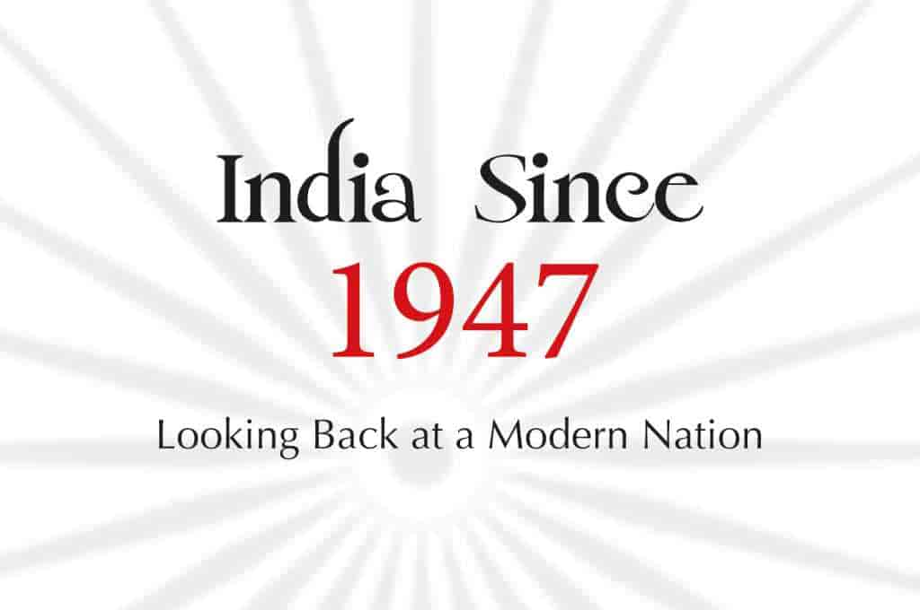 india-since-1947-cover-image