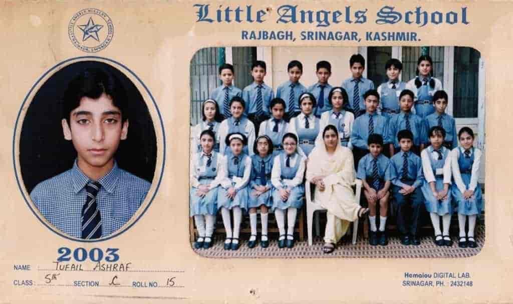 tufail school group