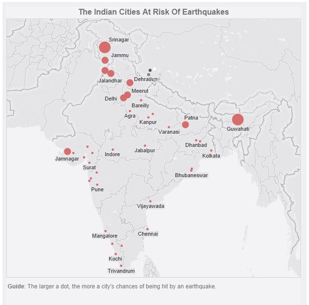 guwahati, earthquake, srinagar, kashmir, nepal