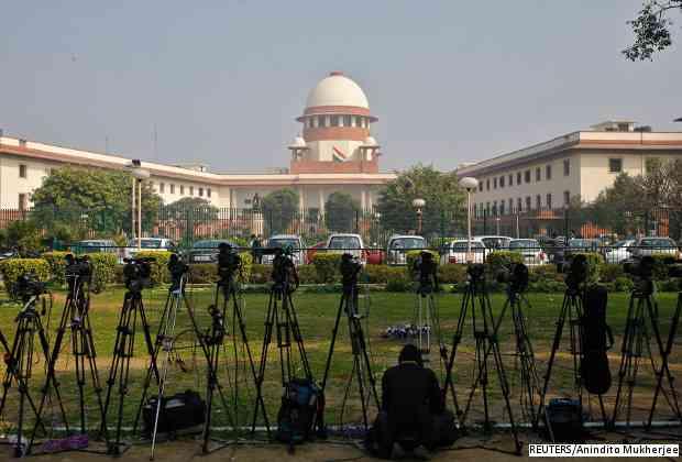 supreme court of india, india, under trails india