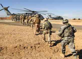 united states, us army, us foreign policy
