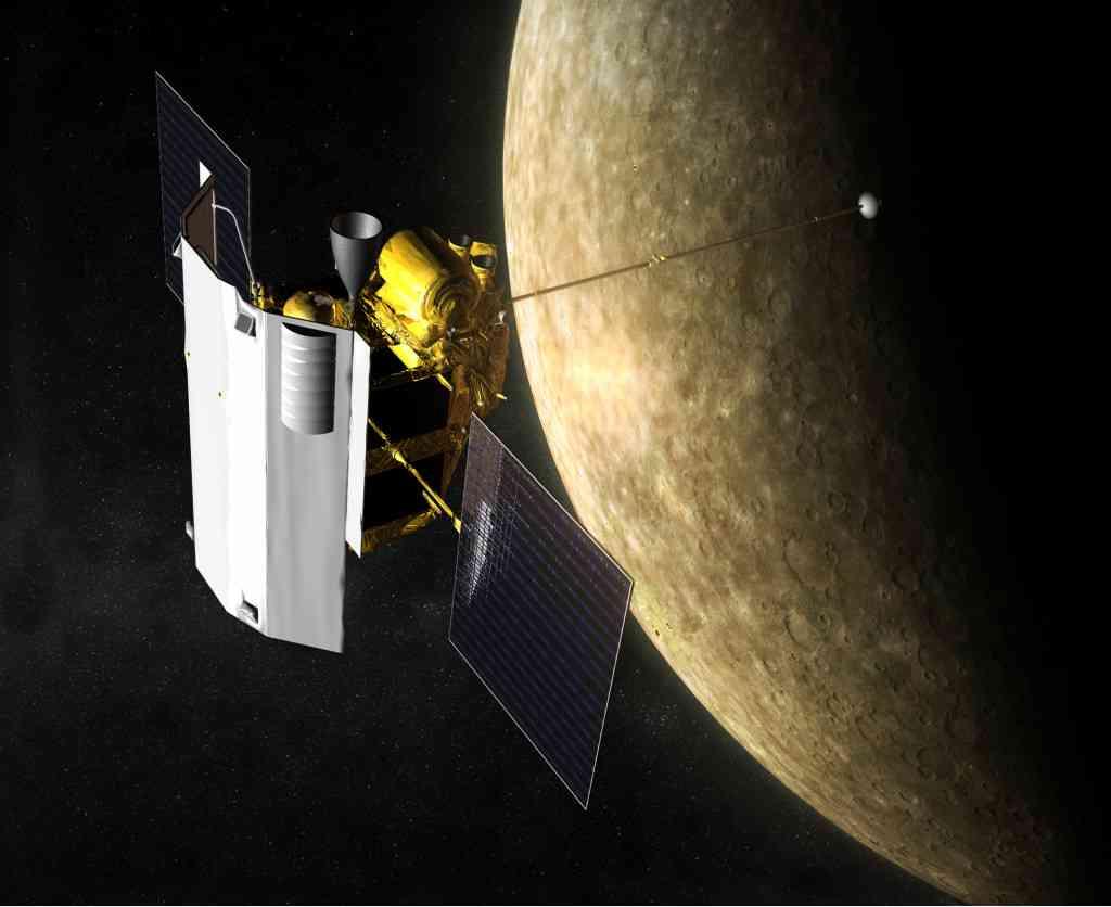NASA spacecraft Messenger
