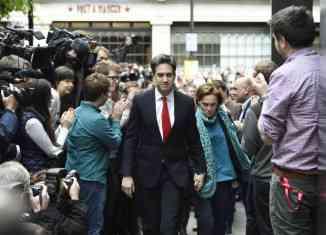 ed miliband, uk elections
