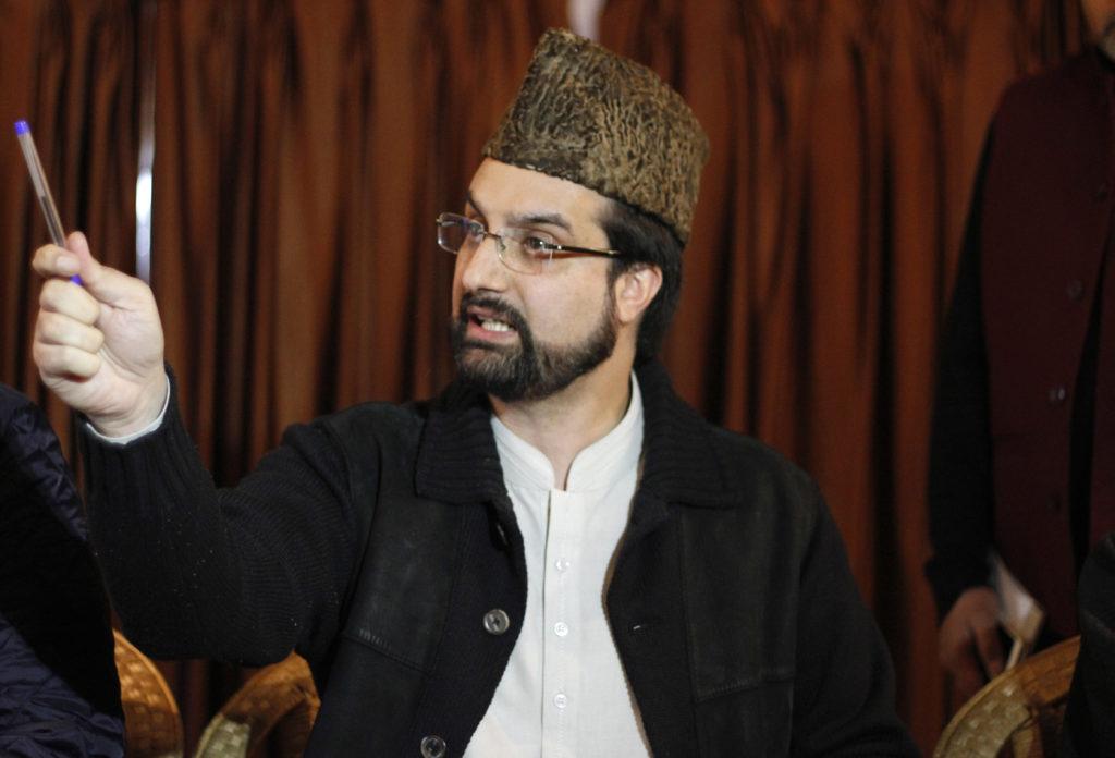 Mirwaiz Umar Farooq (file photo by Shahid Tantray)