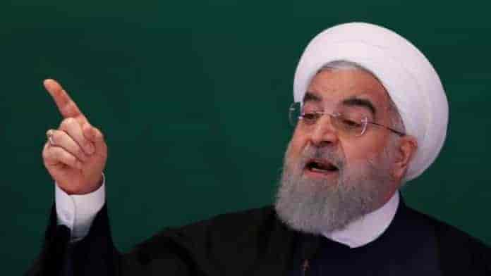 israel a cancerous tumour, iran, israel, hassan rouhani,