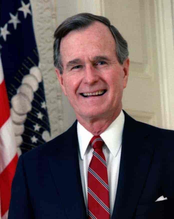 george hw bush passes away, george bush, usa,