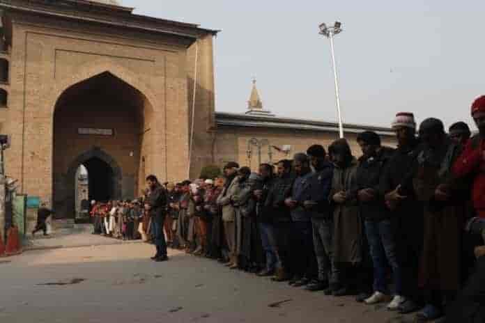 kashmir, kashmir news, jamia masjid, srinagar