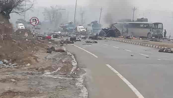 Awantipora, Pulwama, Kashmir attack, Pulwama attack, CRPF attack in kashmir, CRPF in kashmir