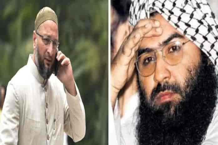 Kashmir, pulwama attack, owaisi, Mazood Azhar