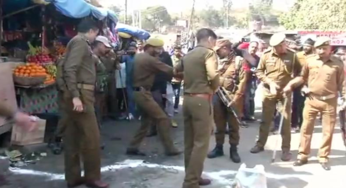 Jammu Blast, jammu bus stand