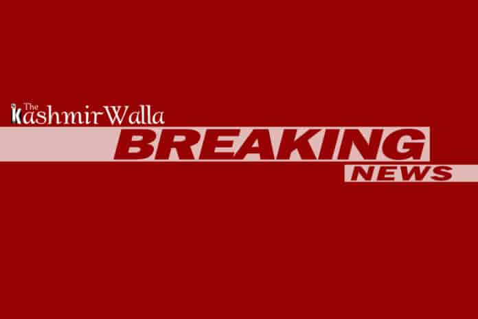 kashmir walla, kashmir walla breaking news, breaking news kashmir, kashmir