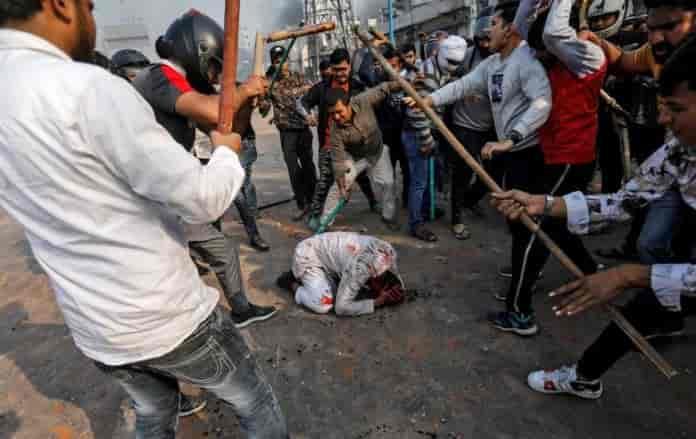 Asim Ali, Delhi violence, India, Shaheen Bagh