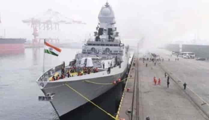 INS ANgre