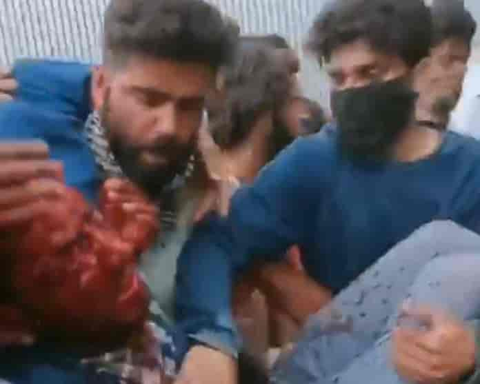 kashmir riyaz naikoo clashes, riyaz naikoo killing, riyaz naikoo pulwama
