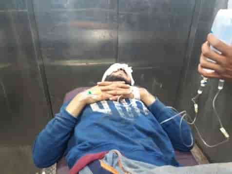 injured, riyaz naikoo, gunfight,