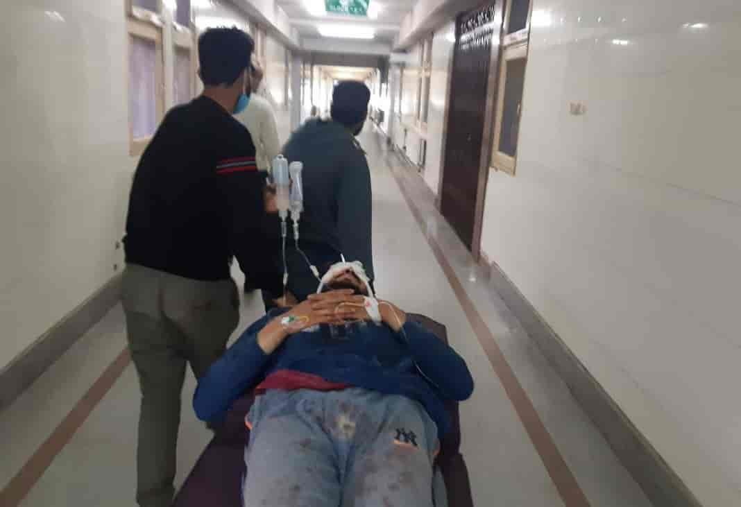 injured in riyaz naikoo gunfight