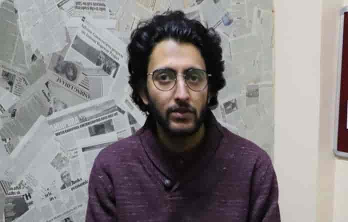 fahad shah, kashmiri journalist, the kashmir walla, fahad shah kashmir walla